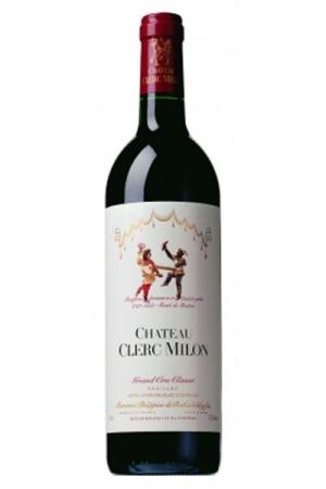 Rượu vang Chateau Clerc Milon 1,5L 2006